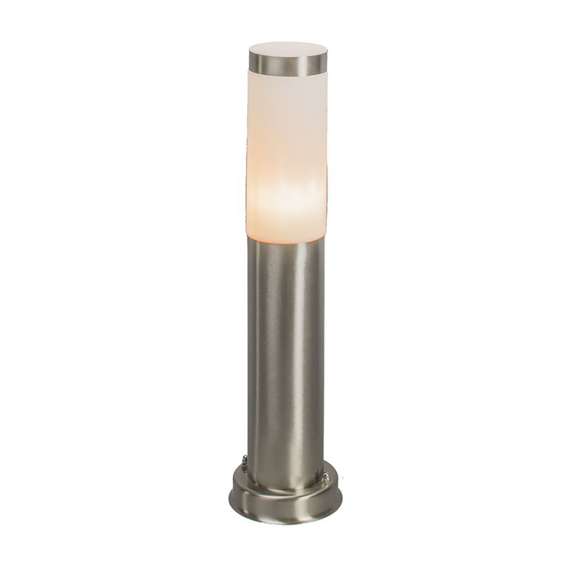 Buitenlamp Rox paal 45cm staal