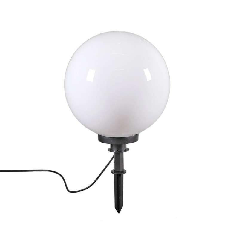 Nowoczesna lampa zewnętrzna z klinem 50cm IP44 - Bol