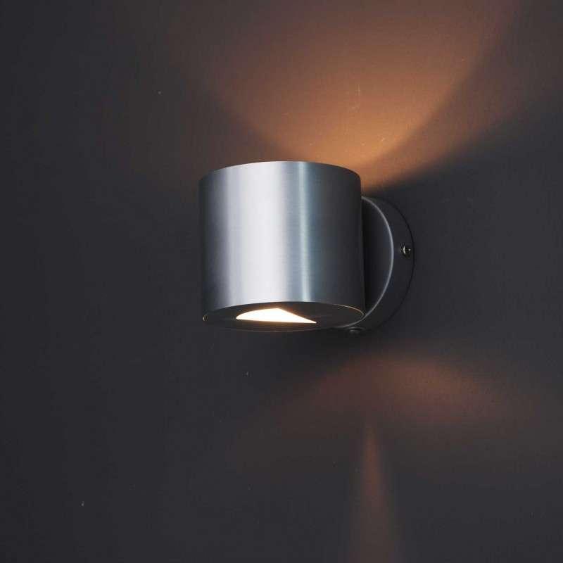 Wandlamp Effect rond