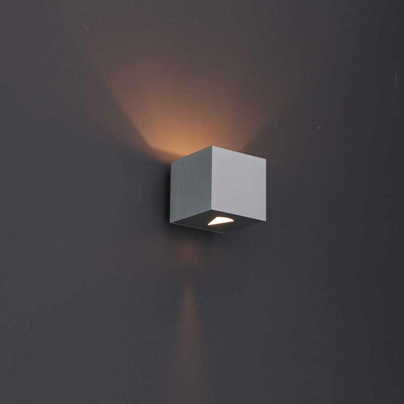 Wandlamp Effect vierkant