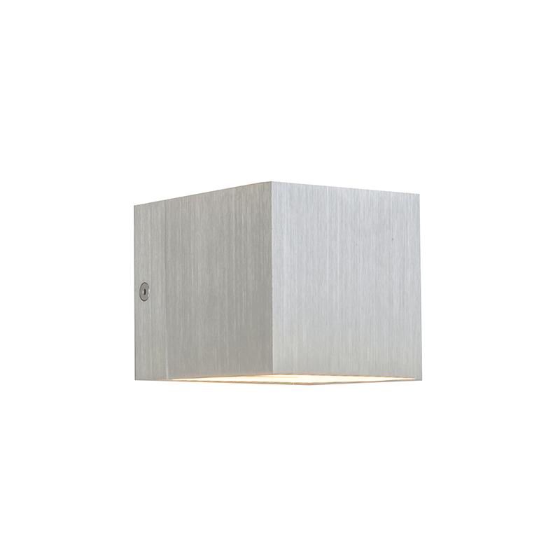 Moderne wandlamp aluminium - Transfer