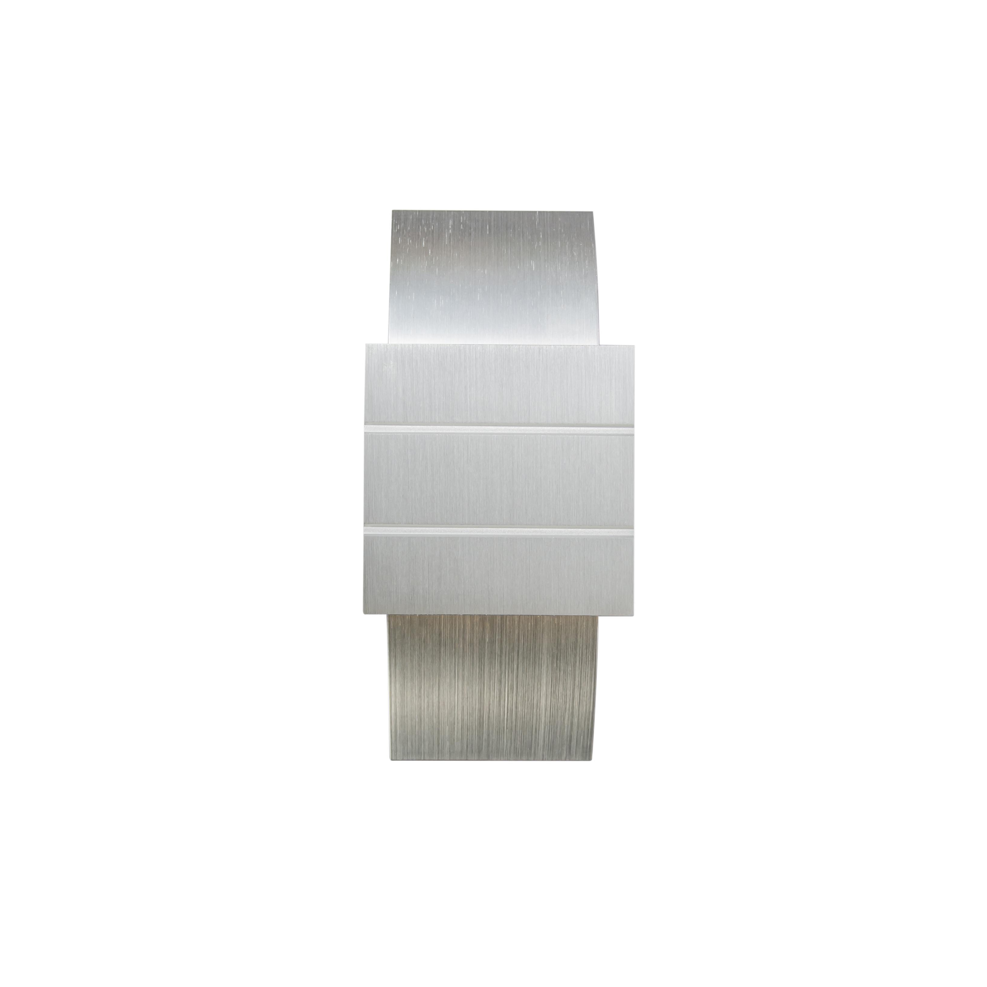 Moderne wandlamp aluminium - Amy