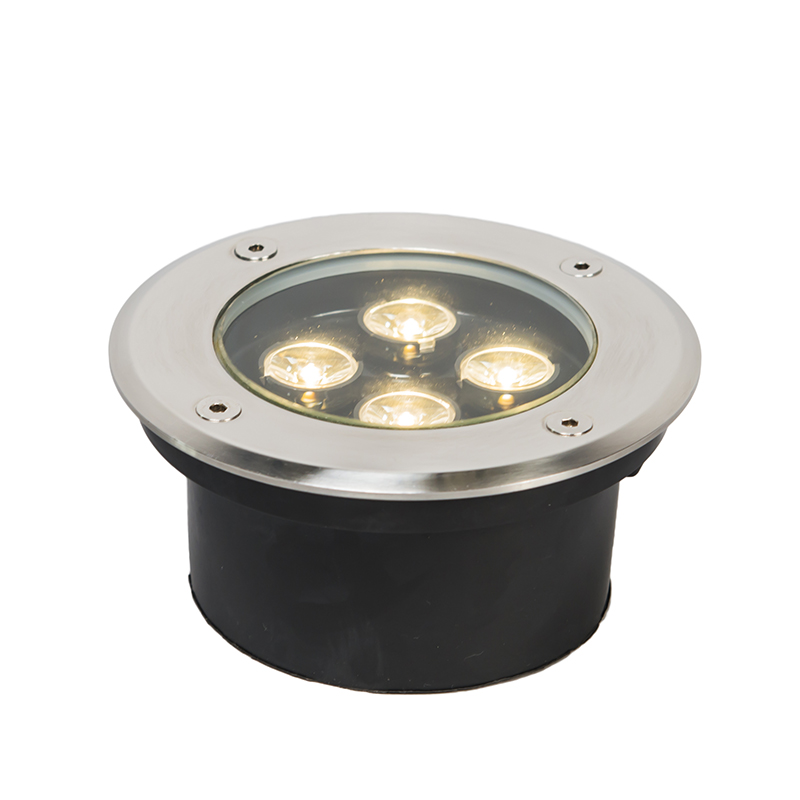 Grondspot Power LED 4 x 1W