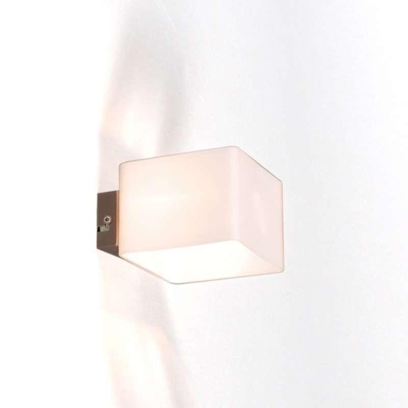 Wandlamp Nova wit