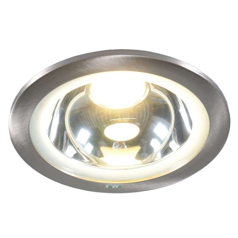 Inbouwlamp New Lumiled XL staal IP54