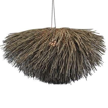Hanglamp Yala Grande bruin