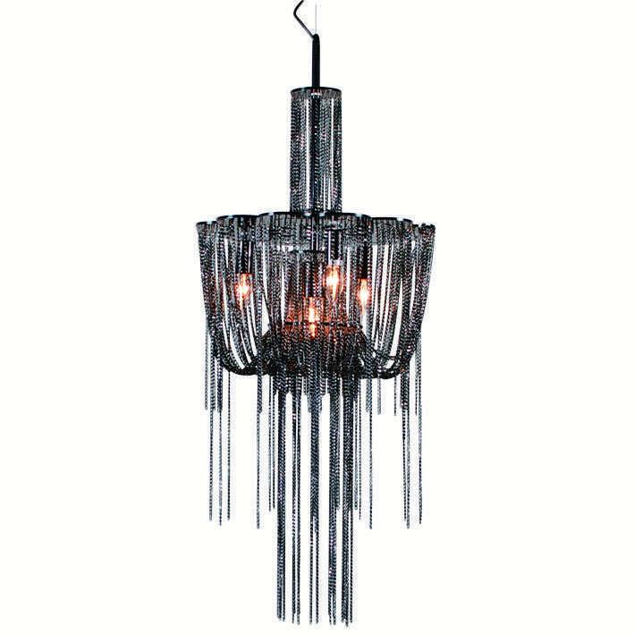 Hanglamp Abbegail 40 zwart