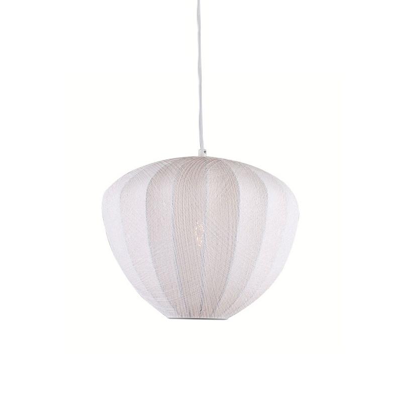 Hanglamp Apryl 40 wit