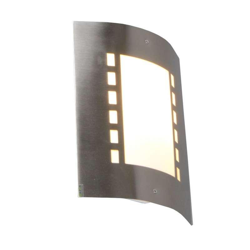 Buitenlamp Emmerald met licht - donker sensor