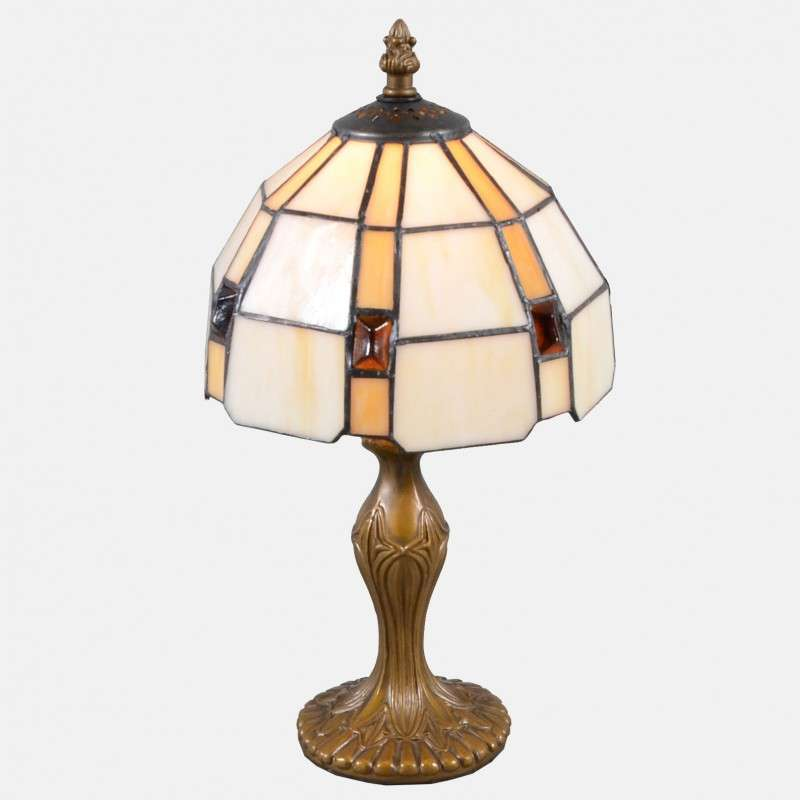 Tiffany tafellamp Liddesdale klein