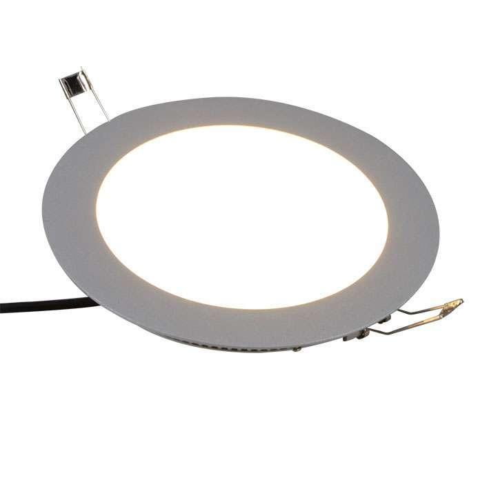 Super platte inbouwlamp Radem