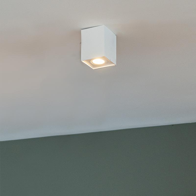 Spot wit verstelbaar - Quadro 1 Up