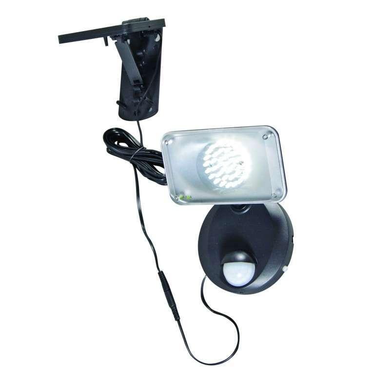 Buitenlamp Dark straler LED met bewegingsmelder op zonne-energie