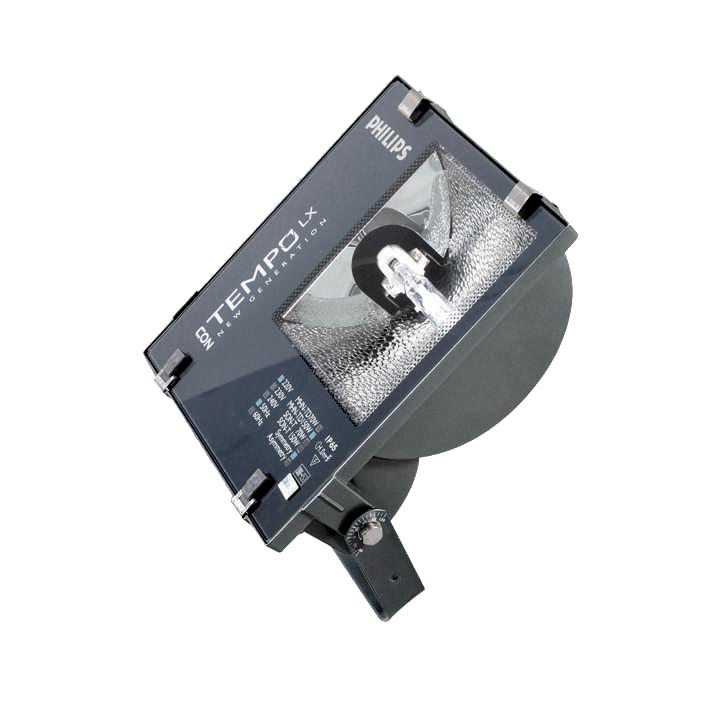 Philips straler Tempo 400W HPI-T compleet met lamp