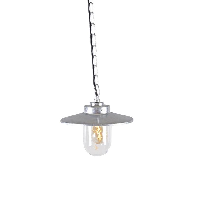 Hanglamp Aachen zink