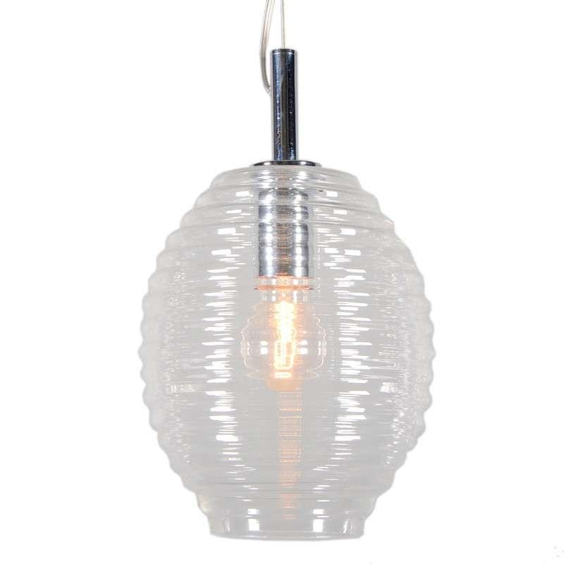 Hanglamp Treviso IV helder glas