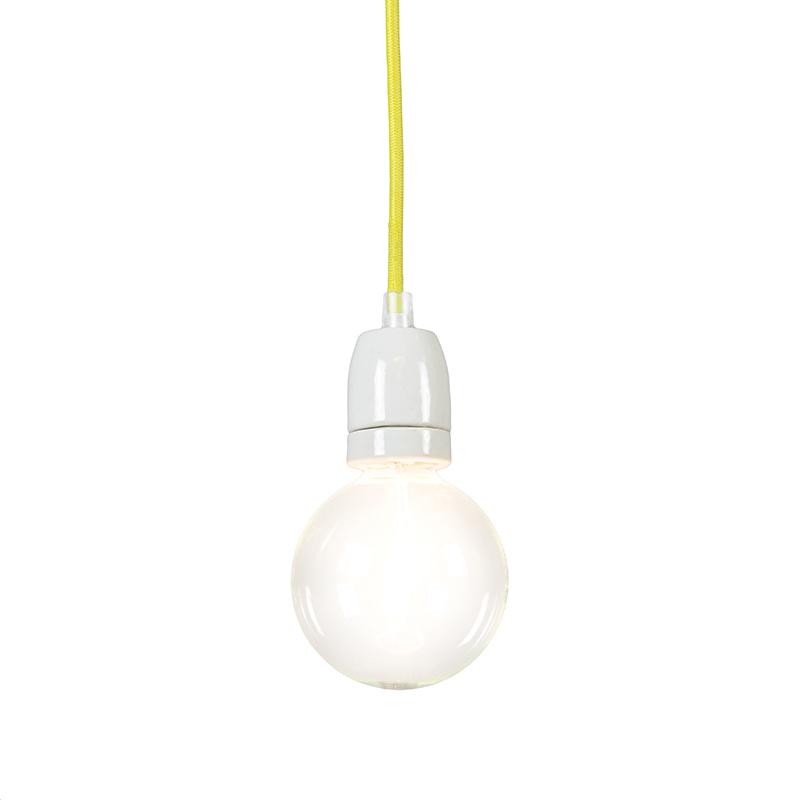 Hanglamp Cavo geel