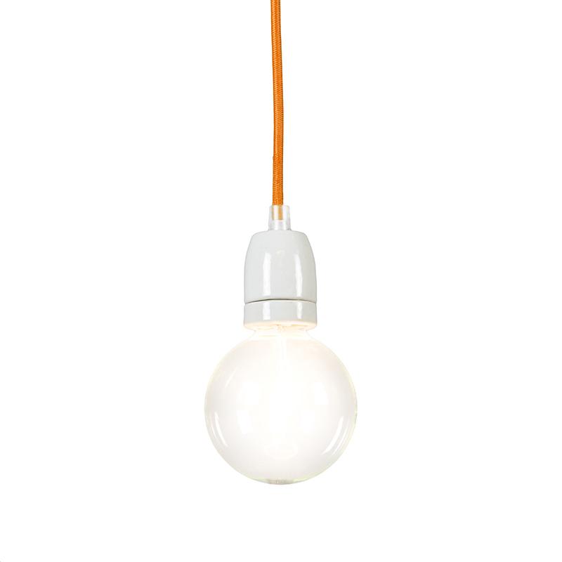 Hanglamp Cavo oranje