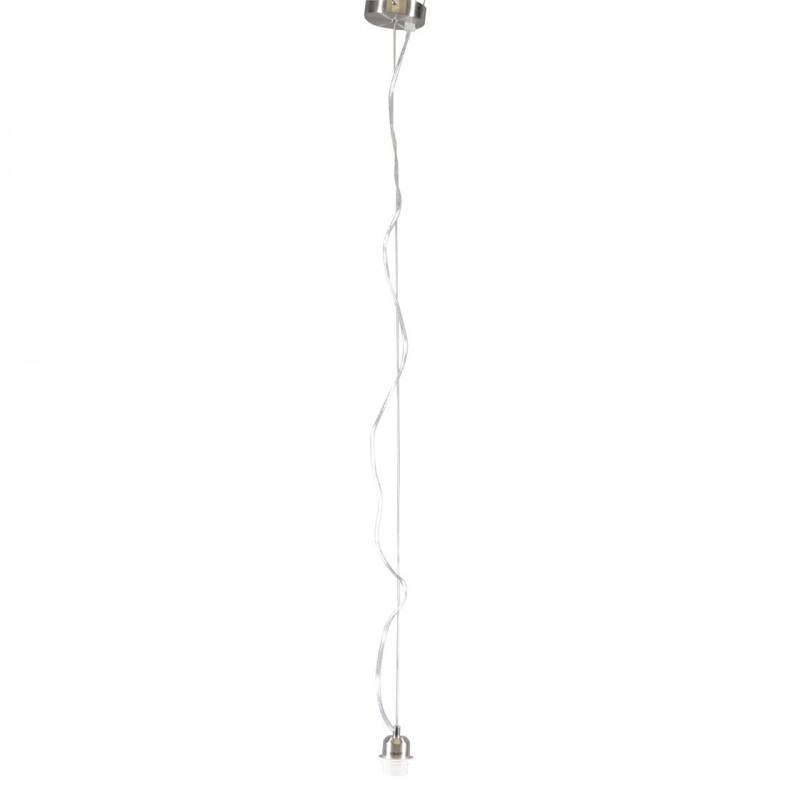 Hanglamp staal zonder kap - Cappo 1