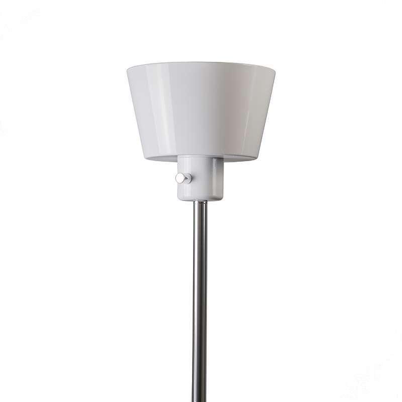 Vloerlamp Prosty LED wit