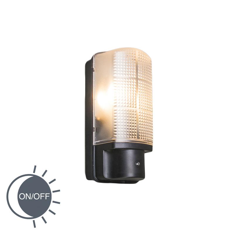 Buitenlamp Mossa Met Licht/donker Schakelaar