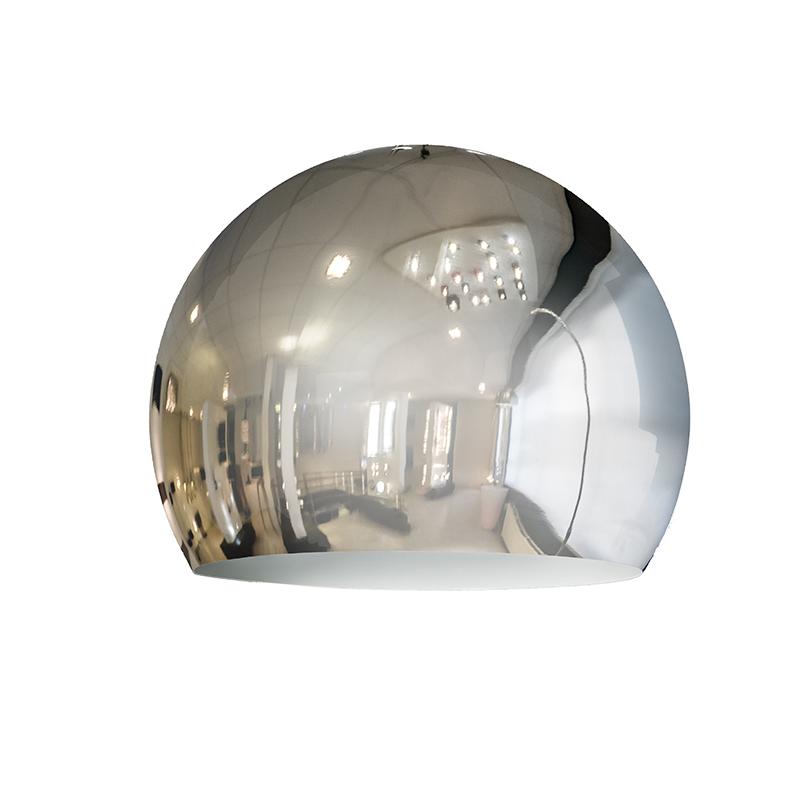 Kap Globe 28cm chroom