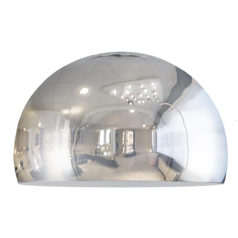 Kap Globe 33cm chroom