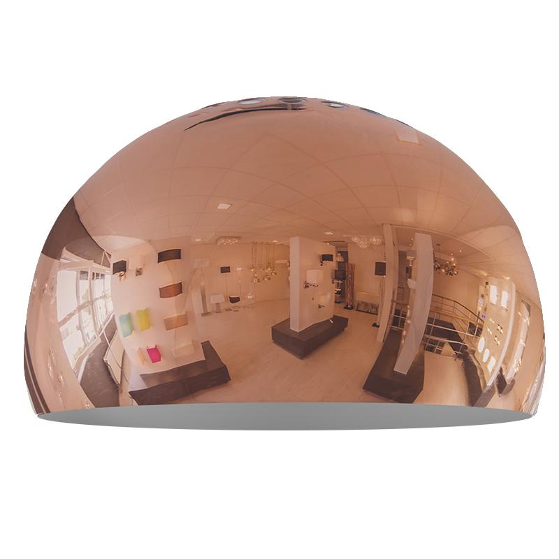 Kap Globe 33cm koper