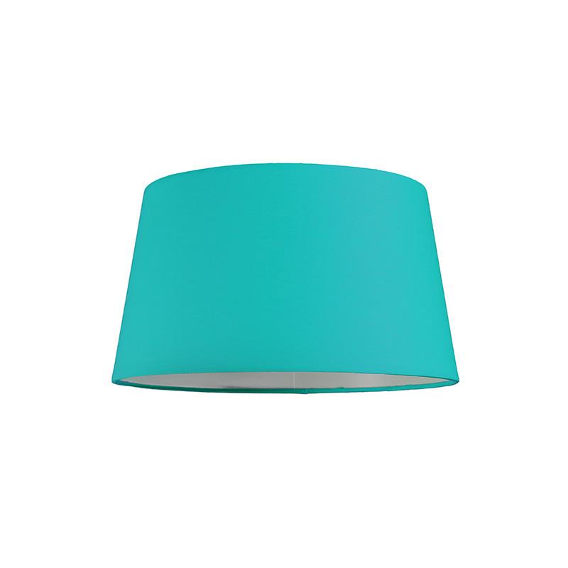 Kap 30cm rond SU E27 turquoise