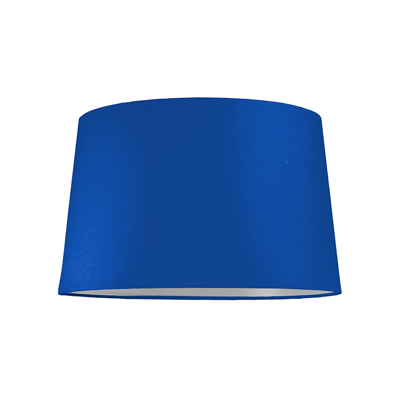 Kap 40cm rond SU E27 blauw