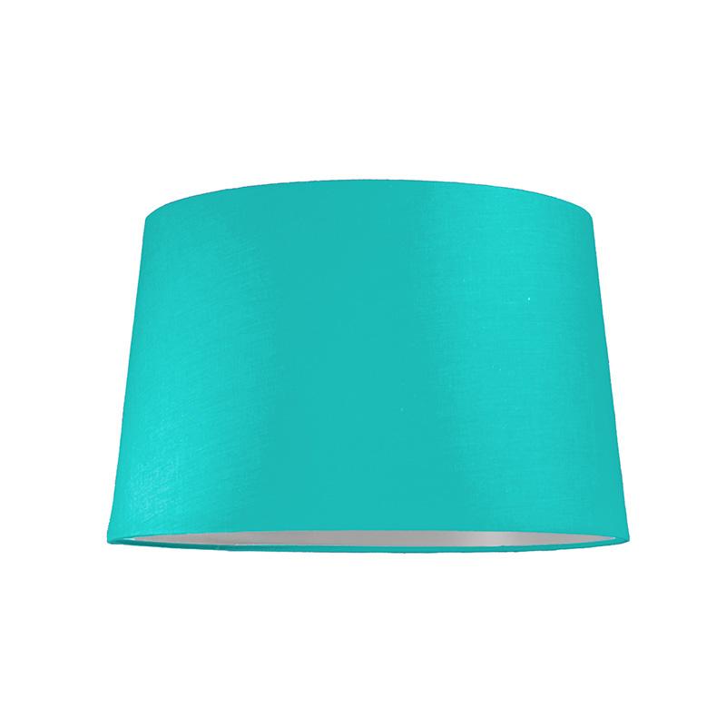 Kap 40cm rond SU E27 turquoise