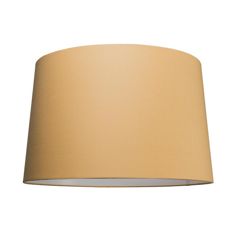 Kap 50cm rond SU E27 beige
