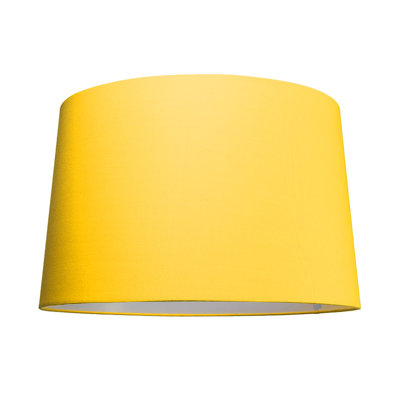 Kap 50cm rond SU E27 geel