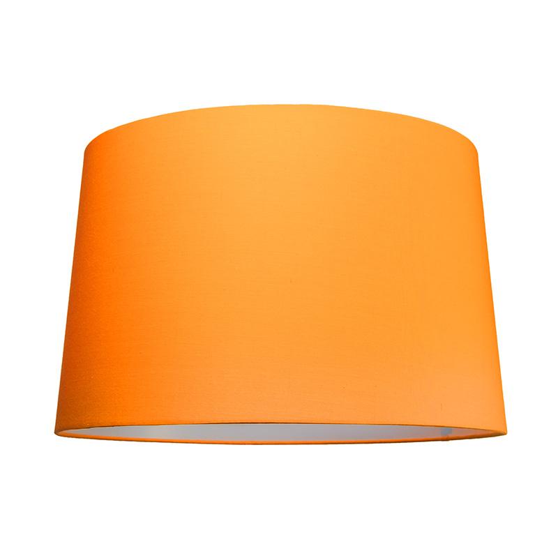 Kap 50cm rond SU E27 oranje