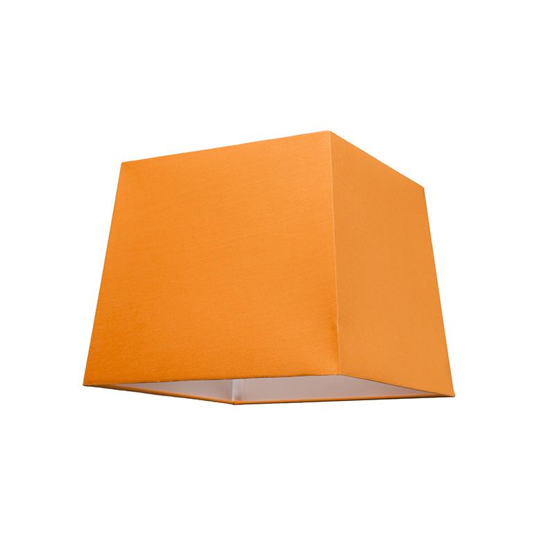 Kap 30cm vierkant SU E27 oranje