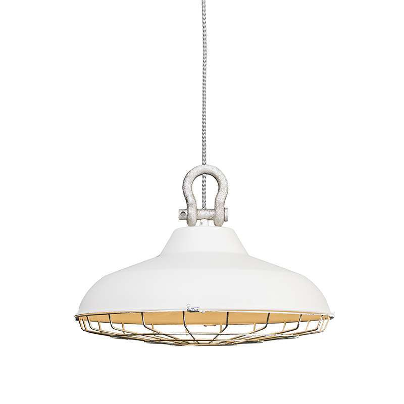 Hanglamp Strijp wit
