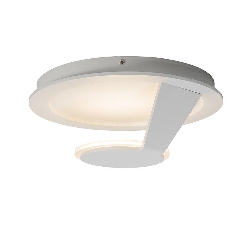 Plafonniere Satellite 1 LED wit