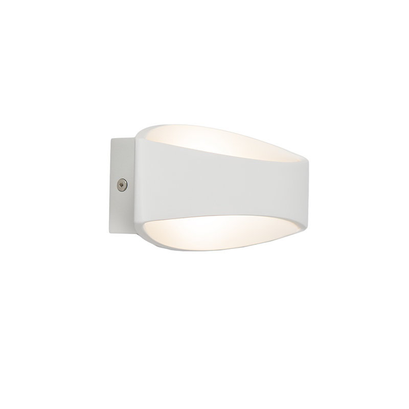 Wandlamp Satellite LED wit