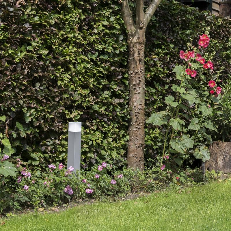 Buitenlamp Denmark P50 grijs