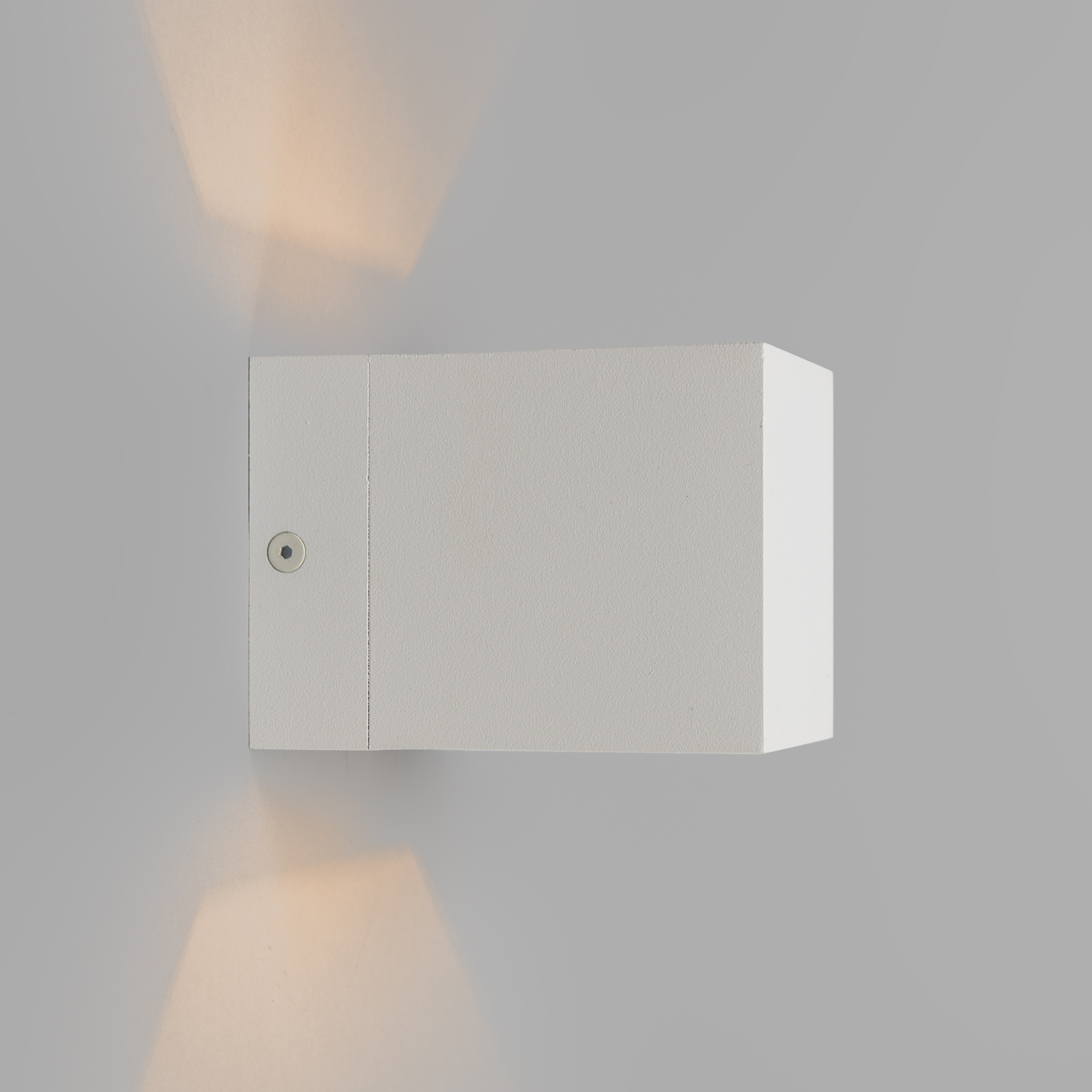 Moderne wandlamp wit - Transfer