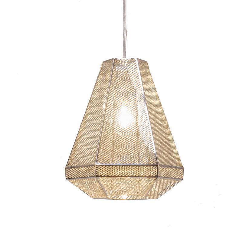 Hanglamp Vince chroom