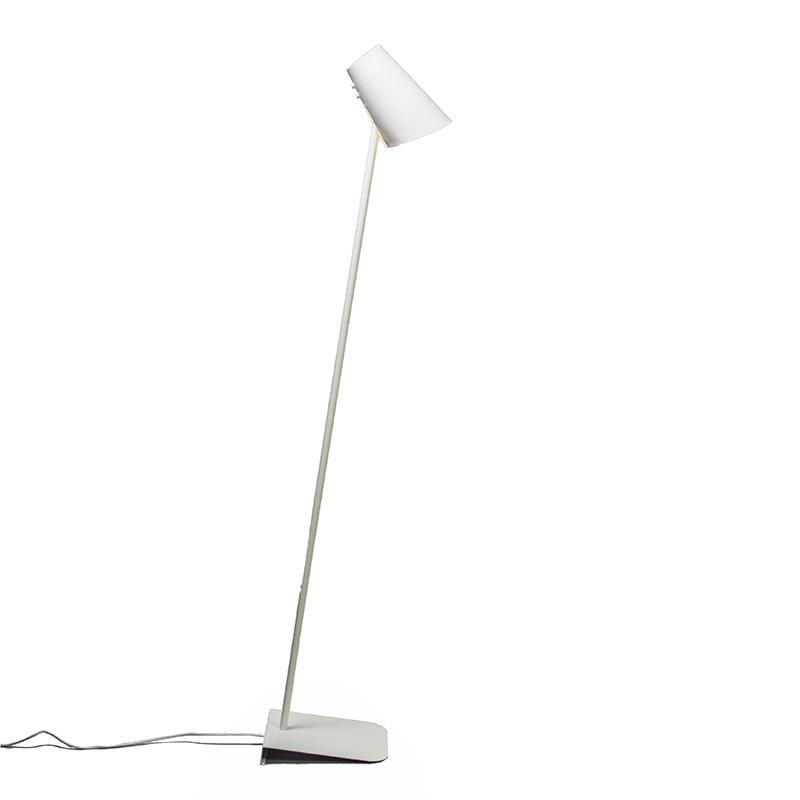 Vloerlamp Straight wit