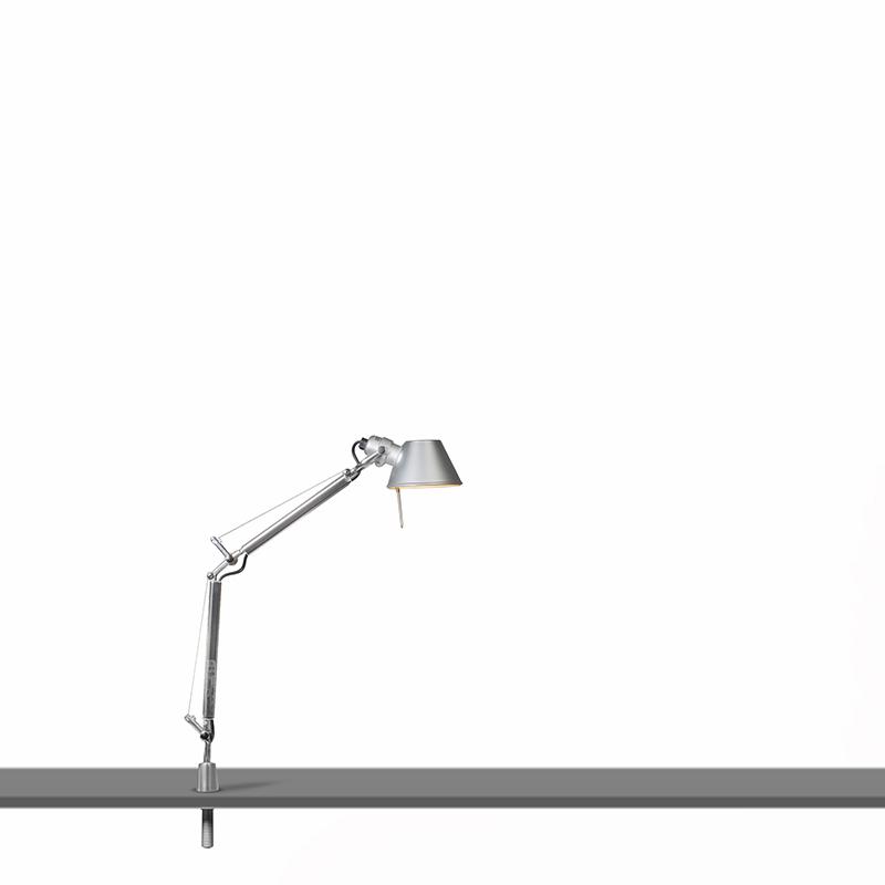 Artemide tafellamp verstelbaar - Artemide Tolomeo tavolo micro
