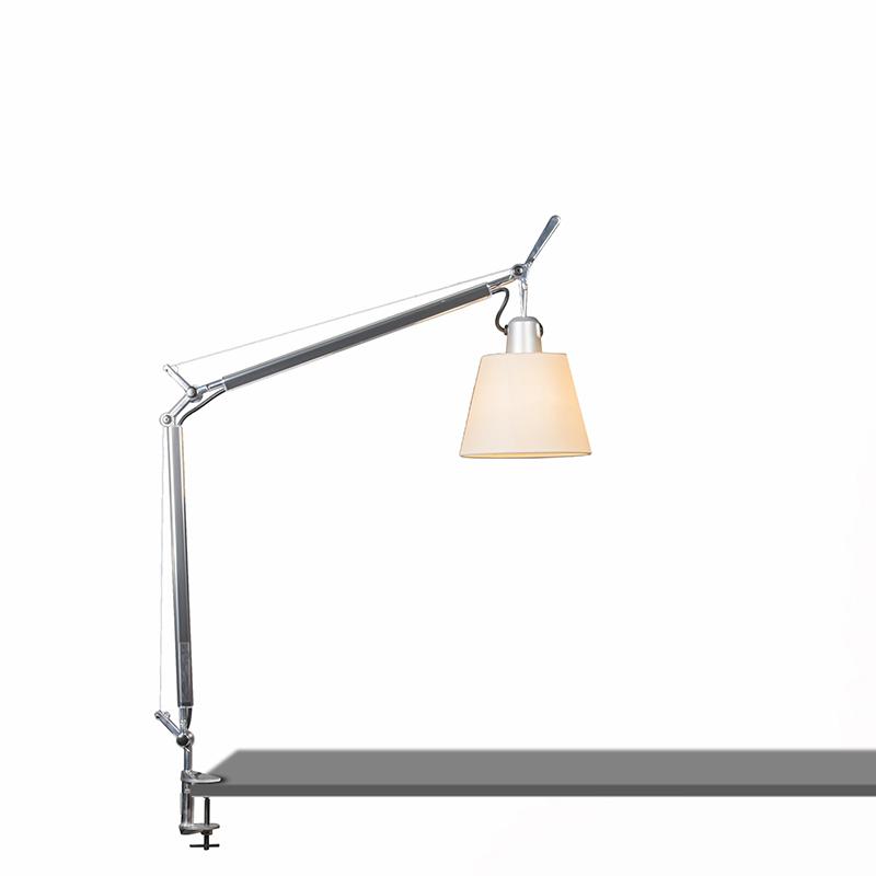 Lampa stołowa regulowana - Artemide Tolomeo Basculante