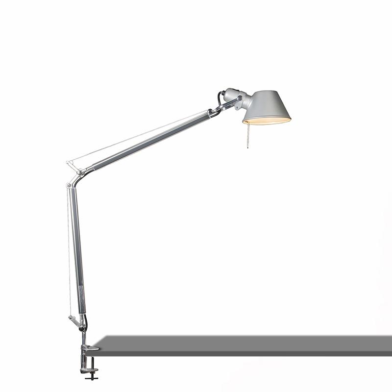 Artemide tafellamp verstelbaar - Artemide Tolomeo tavolo clamp