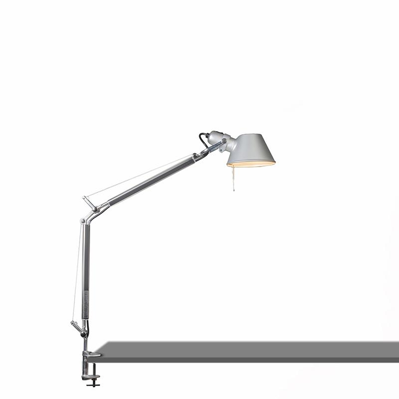 Artemide tafellamp verstelbaar - Artemide Tolomeo tavolo mini clamp