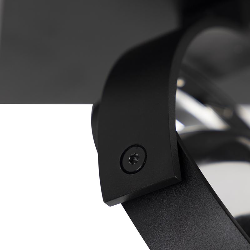Design spot verstelbaar 1-lichts zwart – Go G9