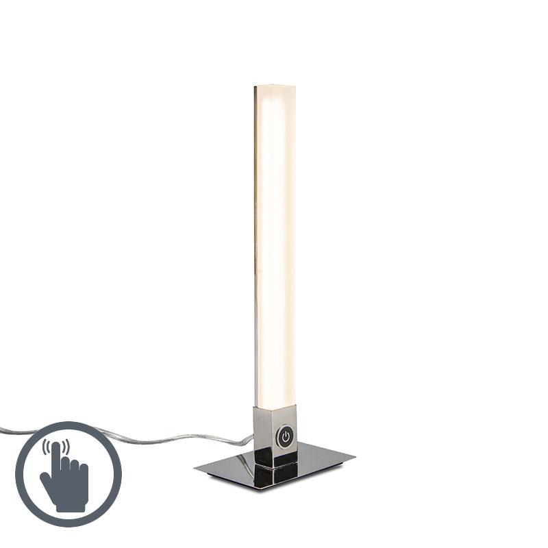 Tafellamp Pillar wit