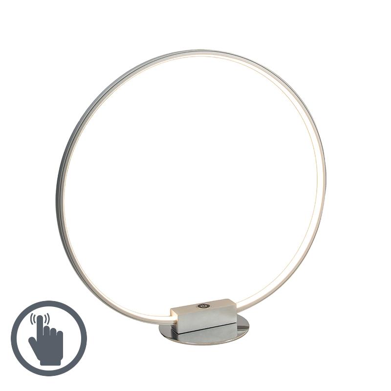 Tafellamp Circulus grijs