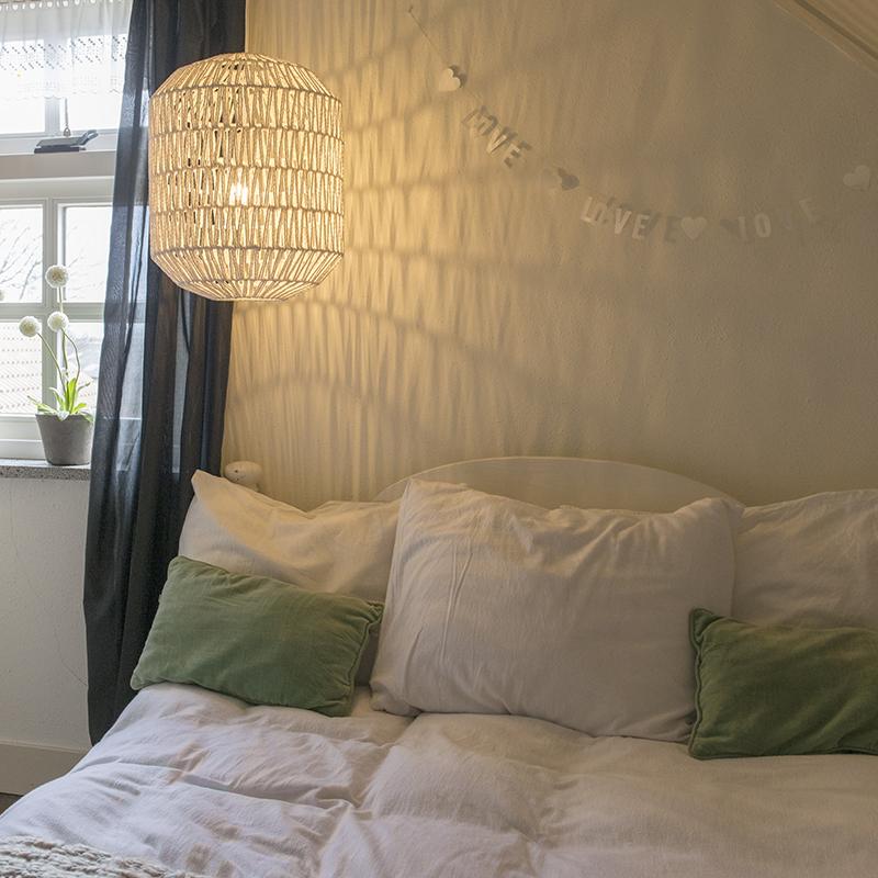 Hanglamp Lina Hive 40 wit